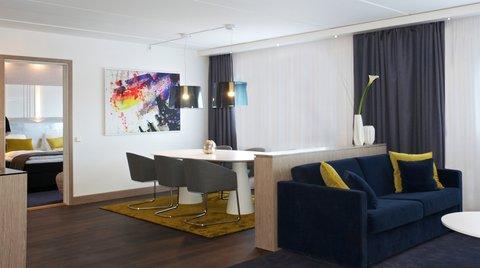 拉迪森萨斯机场酒店 - Naturally Cool suite