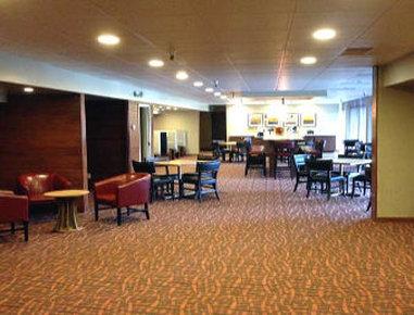 Quality Inn Airport - Breakfast Area