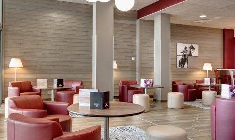 Campanile La Roche sur Yon Centre Gare - Lounge