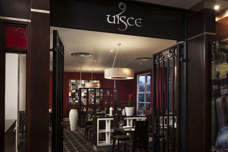 Hilton Dublin hotel 餐饮设施