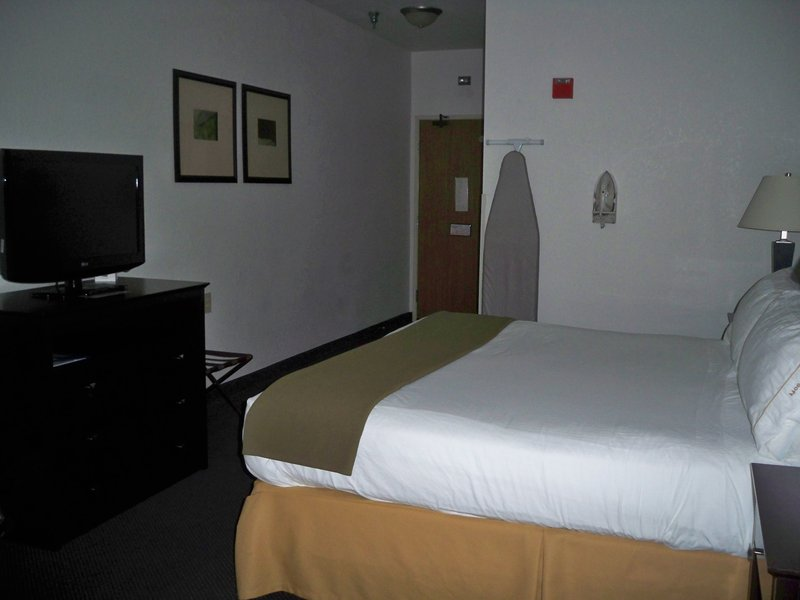 Holiday Inn Express Celina Vista do quarto