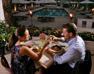 Restaurant - South Seas Hotel Miami Beach