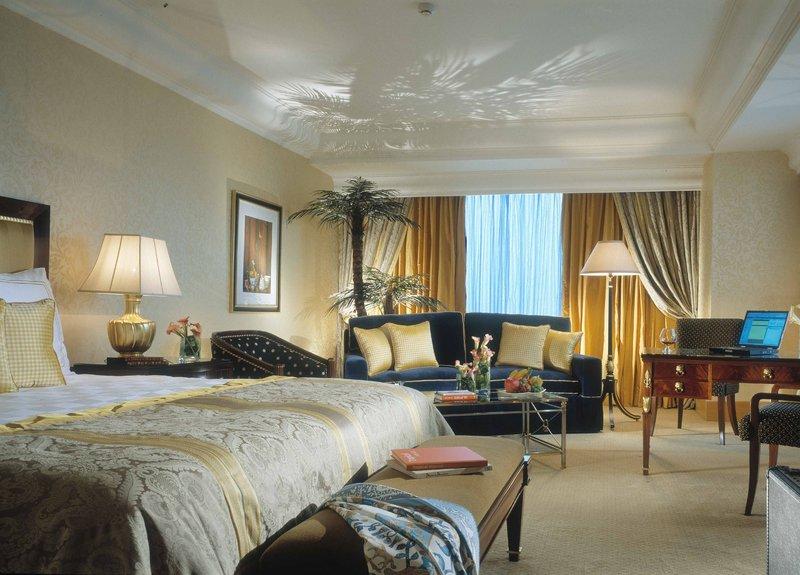 Mulia Hotel Senayan Chambre