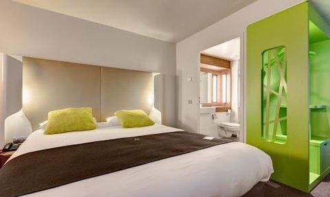 Campanile La Roche sur Yon Centre Gare - Double Room
