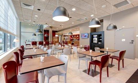 Campanile La Roche sur Yon Centre Gare - Restaurant