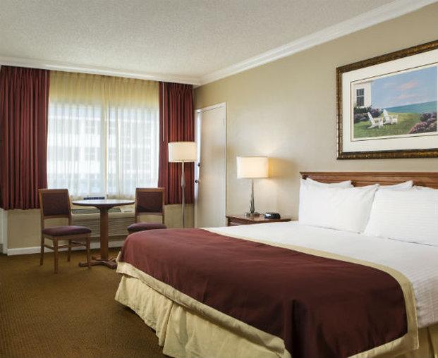 Ocean Sky Hotel and Resort 客室