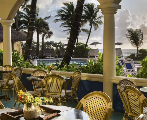 Ocean Sky Hotel and Resort レストラン