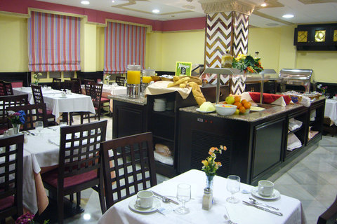 Best Western Dauro II Hotel - Breakfast Area