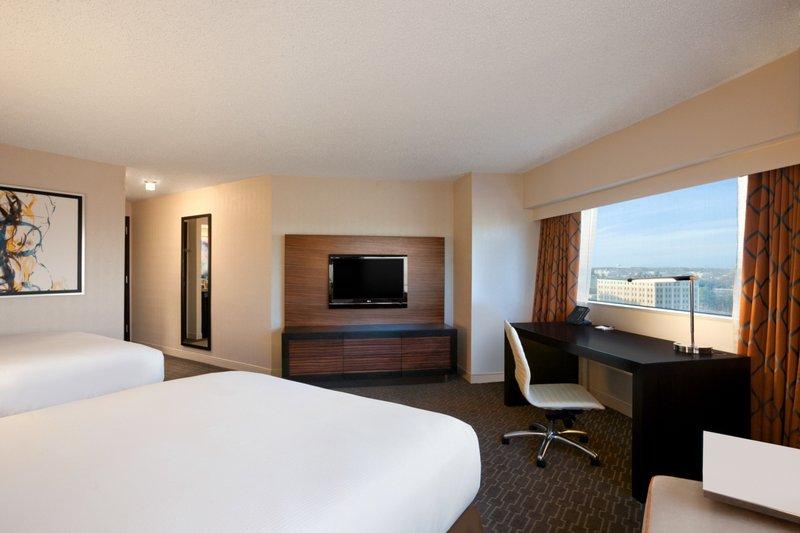 Hilton Atlanta Airport Billede af værelser