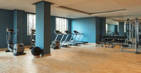 منتجع عجمان سراي، لوكشري كوليكشن - Fitness Center