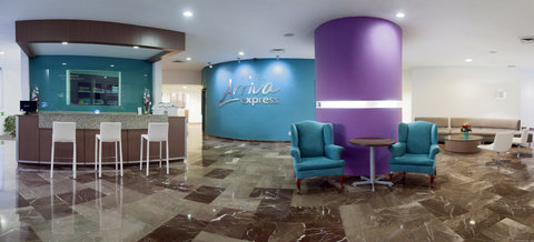 Vista Express Plaza del Sol - Lobby