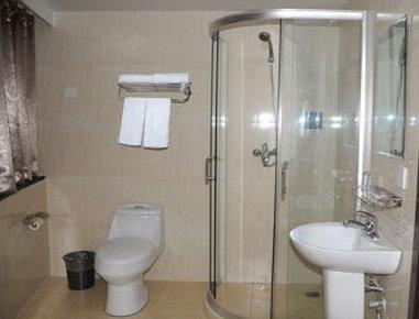 Super 8 Hotel Yue Ge Zhuang Qiao - Bathroom