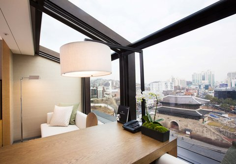 JW Marriott Dongdaemun Square Seoul - Executive Sky View Room