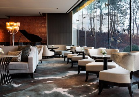 JW Marriott Dongdaemun Square Seoul - The Lounge - View