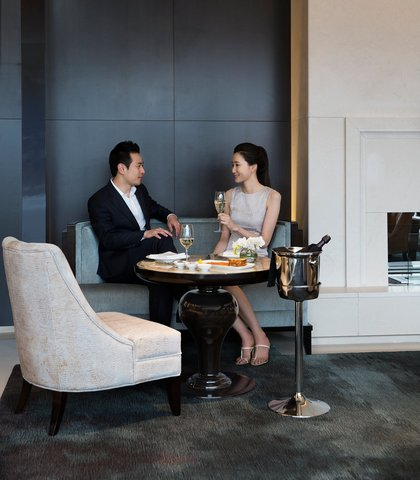 JW Marriott Dongdaemun Square Seoul - The Lounge - Meeting Area