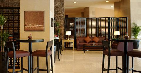 Sheraton Amman Al Nabil Hotel - Honeycomb Foyer