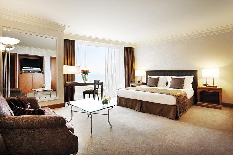 Hotel President Wilson, Geneva Zimmeransicht