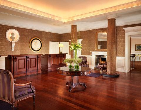 The Westin Dublin - Lobby