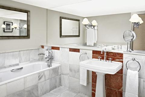 The Westin Dublin - Guest Bathroom