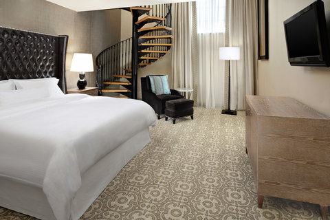 The Westin Dublin - Library Suite - Bedroom