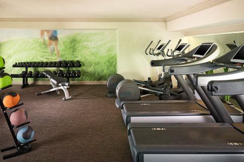 The Westin Dublin - Fitness Center