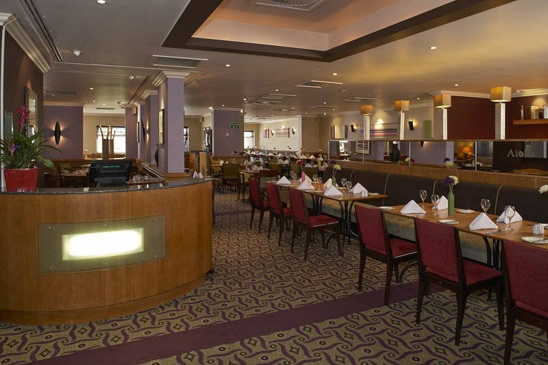 Holiday Inn Leeds-Garforth Gastronomia