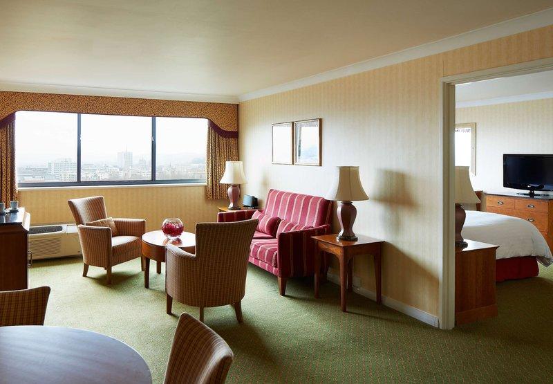 Marriott Bristol City Centre View of room
