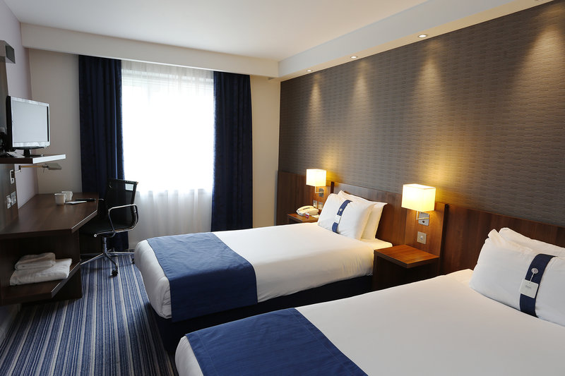 Holiday Inn Express Cambridge-Duxford Vista do quarto