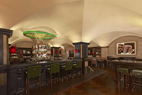 The Westin Dublin - The Mint Bar