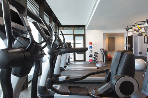 Four Points By Sheraton Brisbane Hotel - Fitness Center