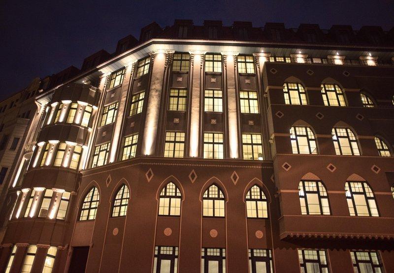 Hotel Am Steinplatz, Autograph Collection® Berlin Exterior