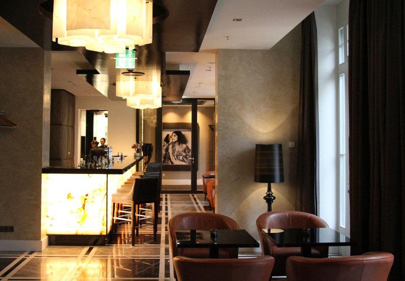 Hotel Am Steinplatz, Autograph Collection® Berlin Bar am Steinplatz – Sitting Area