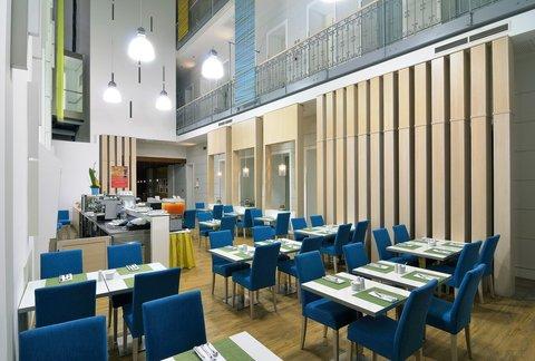 Atrium - Breakfast area