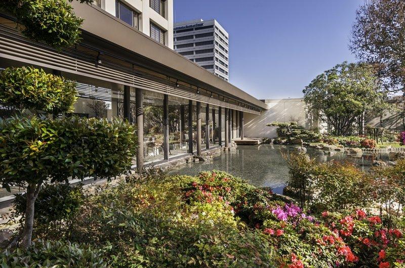 DoubleTree by Hilton Hotel Los Angeles Downtown Kilátás a szabadba