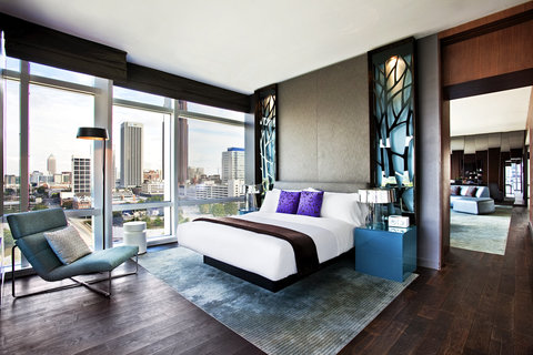 W Atlanta - Downtown - E-Wow Bedroom