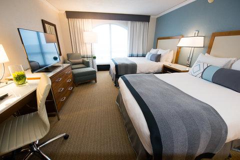 Loews Annapolis Hotel - Deluxe Double Guestroom