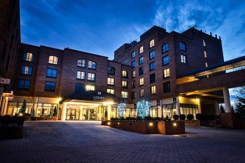 Loews Annapolis Hotel - Exterior