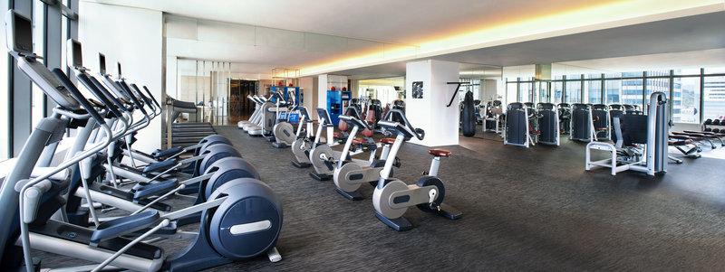 W Taipei Fitness Club
