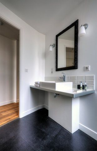 21 Foch - Suite Bathroom