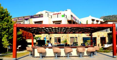 Casamia Boutique Hotel - Exterior