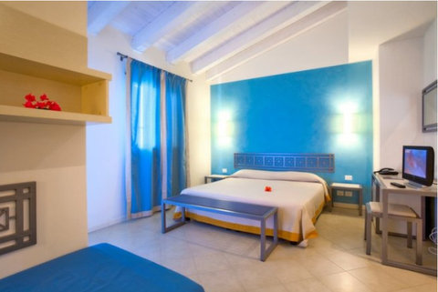 Sikania Resort & Spa - Room