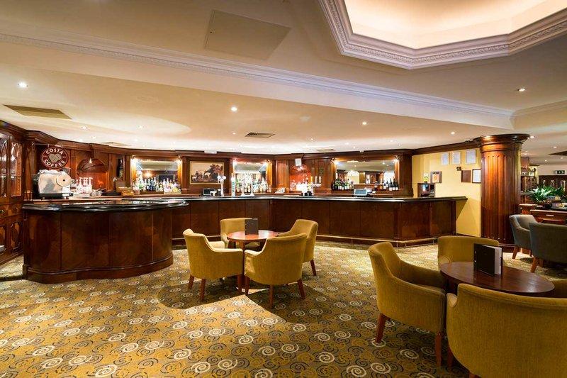 Hilton Newbury Centre Étkezés