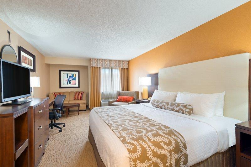 Crowne Plaza Hotel North Dallas Addison Szobakilátás