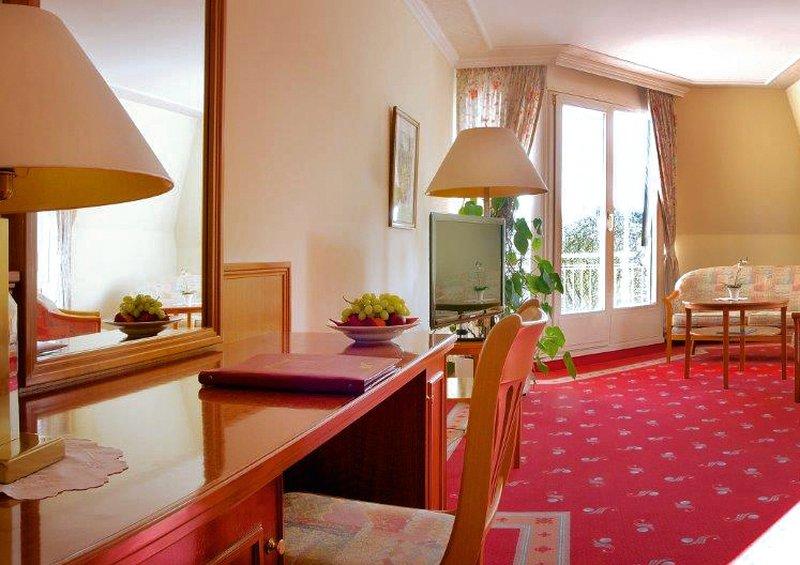 Ringhotel Hohe Wacht Vista della camera