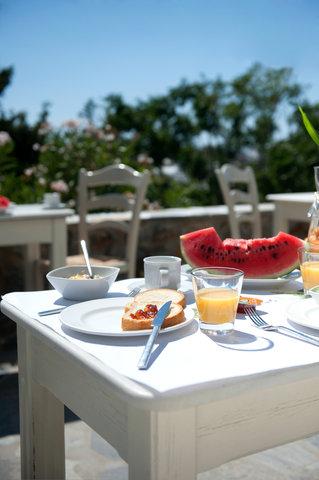 Elena Hotel - Breakfast