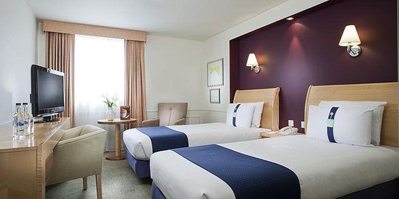 Holiday Inn London-Bloomsbury Chambre