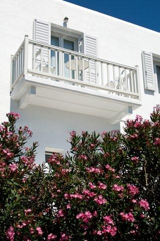 Elena Hotel - Balcony
