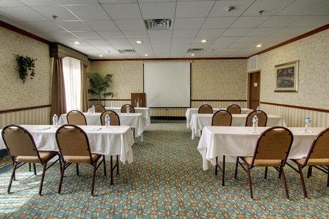 Comfort Suites Waco - Meeting Room