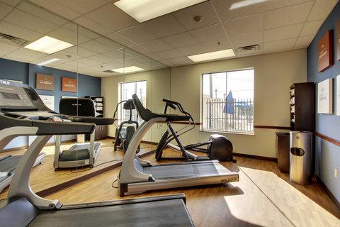 Comfort Suites Waco - Fitness Center Cardio