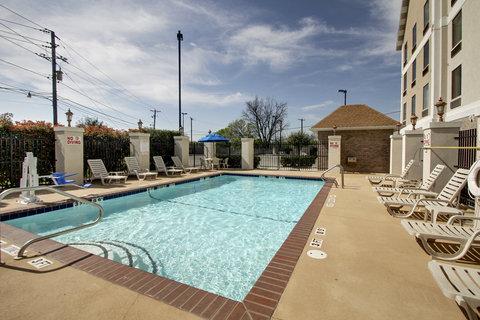 Comfort Suites Waco - Outdoor Pool Sparkling